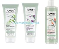 Logo Diventa tester delle novità Jowaé : ricevi gratis 3 Gel doccia idratanti