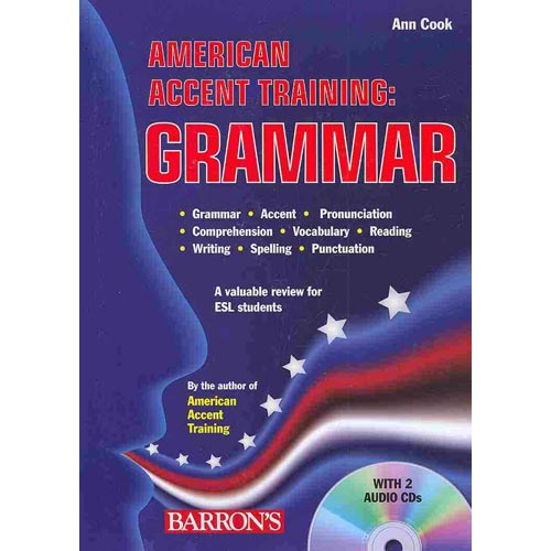 American Accent Training: Grammar with Audio CDs 1