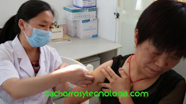 covid-19 vacuna china vaccine marzo 2020