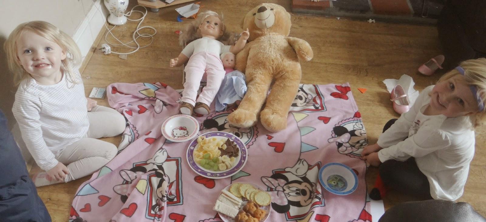Our Teddy Bear Picnic — Beth Owen