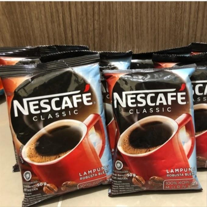 Kopi Lampung, Kini Bisa Anda temukan di Nescafe
