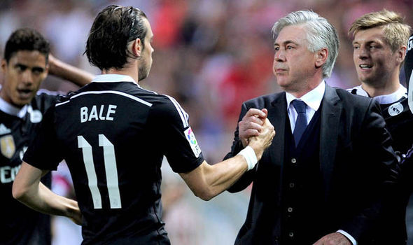 Carlo Ancelotti Wants Gareth Bale At Everton