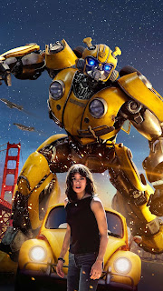 Bumblebee Movie Poster Mobile HD Wallpaper