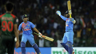 India vs Bangladesh Nidahas Trophy T20 Tri-Series Final 2018 Highlights