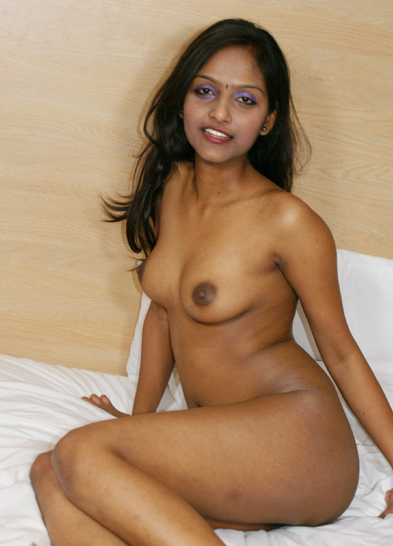 Slim Naked Teen