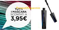 Logo Promo Mascara Kiko: scontati fino al 83% tutti a soli € 3,95