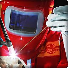 Peralatan Kerja Welder Argon/GTAW