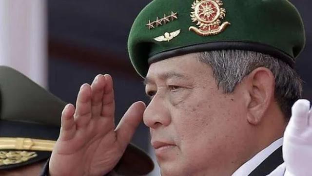 Jenderal SBY Juga Pernah Berguru di Tempat Sakral Letjen TNI Prabowo