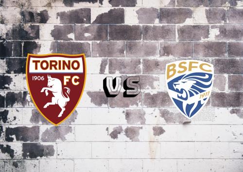 Torino vs Brescia   Resumen