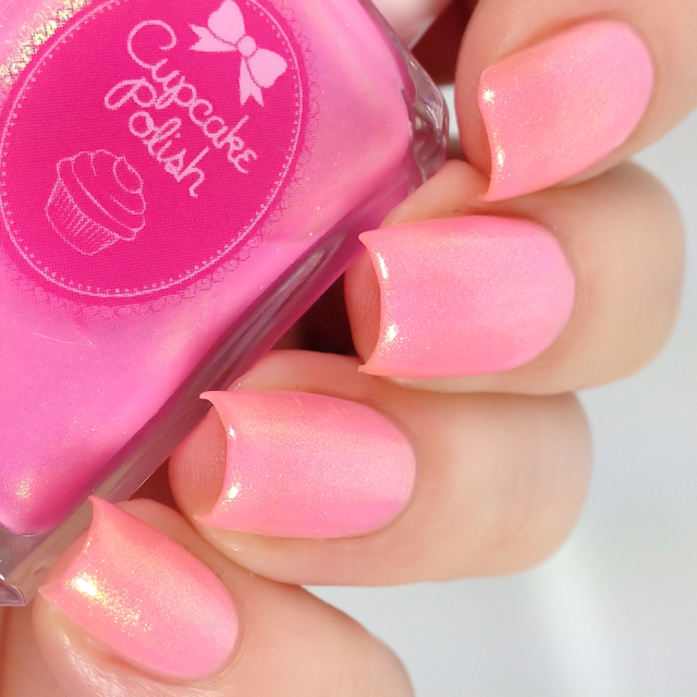 Cupcake Polish-Pink Lemonade