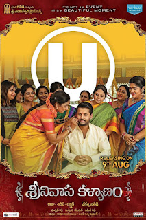 Srinivasa Kalyanam (2019) 720p HDRip x264 AAC Hindi Dubbed [950MB]