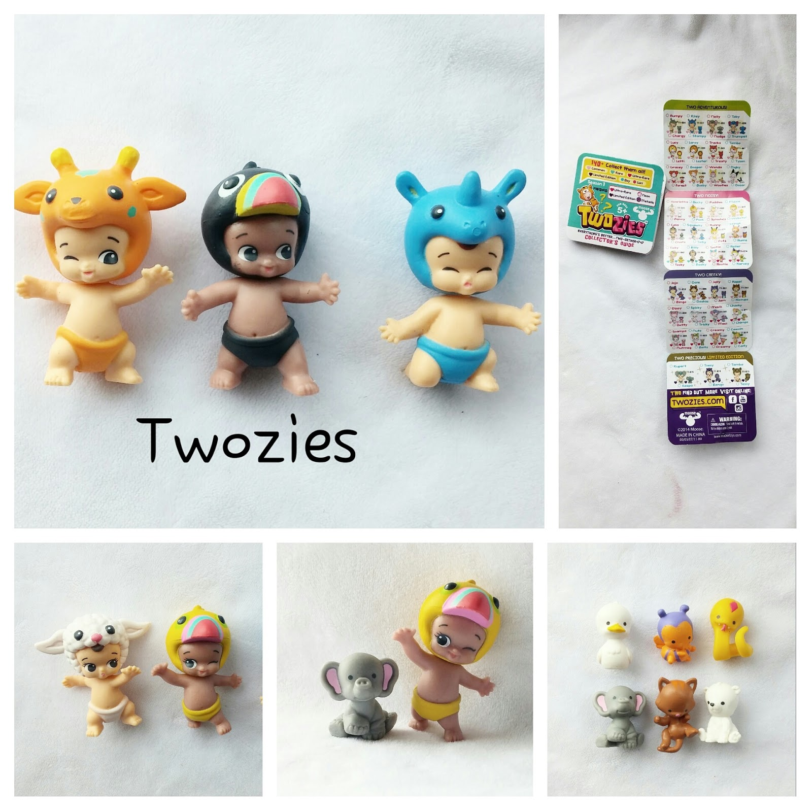 Whimsical Ways Twozies New From The Makers Of Shopkins