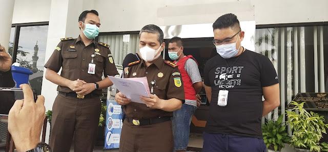Kabur Setahun, Tim Tabur Kejaksaan HSU Amankan DPO Kasus BBM Tanpa Izin