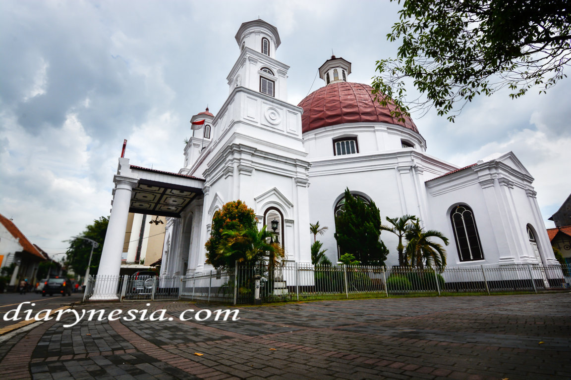 religious traditions in indonesia, most visited religious tourism in indonesia, religious tourism, diarynesia