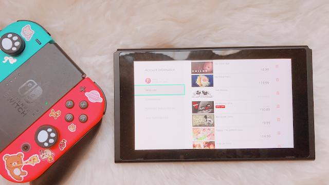 Nintendo Switch Wish List: 2019