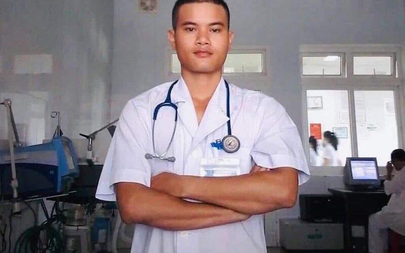 Bác sỹ Nguyễn Duy Hướng bị bắt theo điều 117 BLHS - Báo Quốc Dân