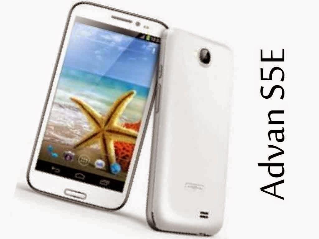 Firmware Advan S5E Download lengkap - Mobile NET7