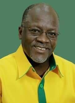 رئيس تانزانيا