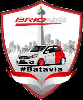 logo Komunitas BRIOnesia Batavia Jakarta