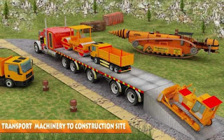 Tunnel Construction Highway 3D MOD Apk - Free Download Android Game