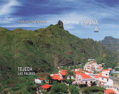 sello, Tejeda, Gran Canaria