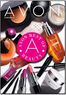 Shop Avon Brochure Online
