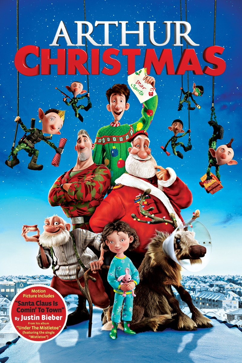 Arthur Christmas (2011) ταινιες online seires oipeirates greek subs