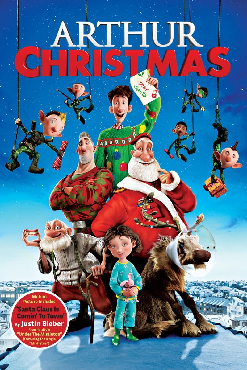 Arthur Christmas (2011) ταινιες online seires oipeirates greek subs