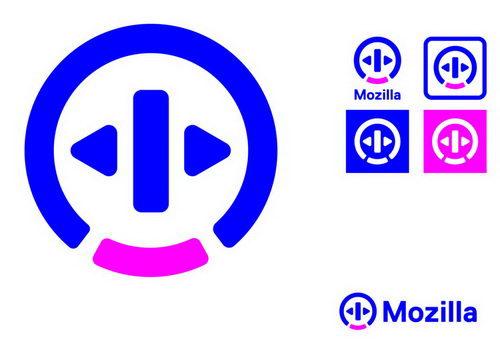 Info.Tinuku.com Mozilla Memohon Anda Memilih Desain Ulang Radikal Logo Baru