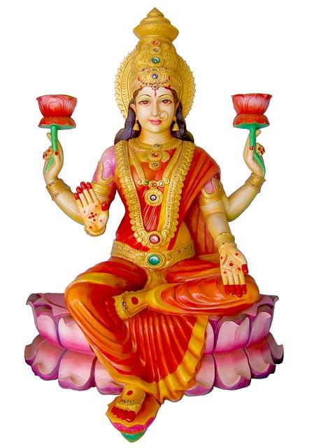 बोधकथा इन मराठी - ज्या घरात प्रेम, शांती, आणि आपुलकी असते तिथेच लक्ष्मी नेहमी नांदते...!-jai-laxmi-mata-marathi-suvichar