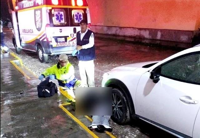 Asesinan a presunto ladrón de autos en Cholula