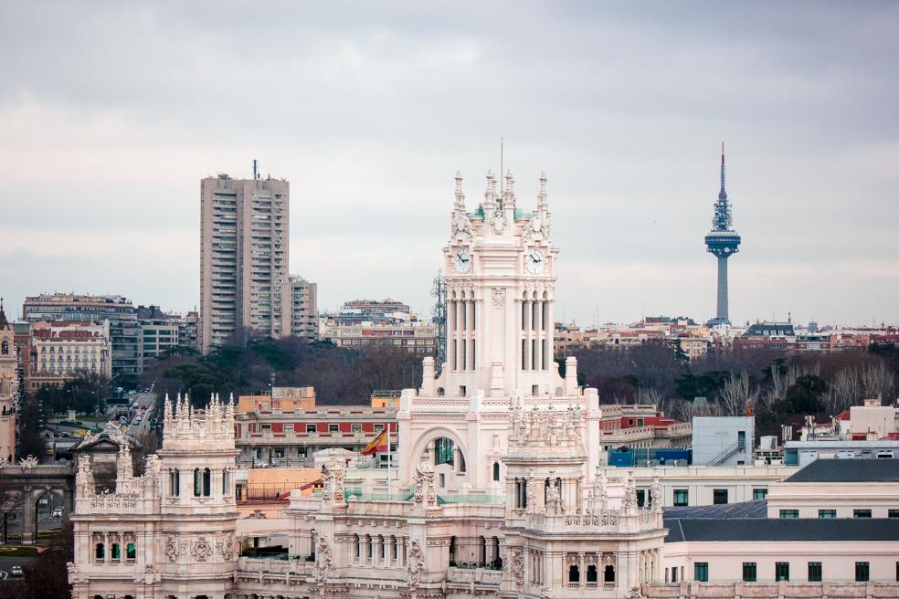 Tres Picos, Madrid 2014