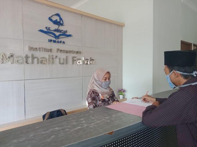 DAFTAR MAHASISWA REGISTRASI SEMESTER GENAP 2019/2020