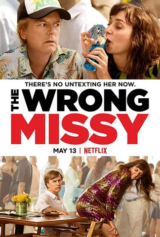 The Wrong Missy 2020 English 480p HDRip x264 300MB MSubs