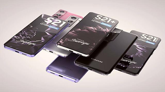 """LetsGoDigital, yaklaşan Samsung Galaxy S21 Serisi telefonların pazarlama resimlerini aldı ve kaynaklarını korumak için bunları, XDA-Dev'in Max Weinbach'a göre renkler biraz kapalıyken """"tasarım% 100"""" olan renderlara dönüştürdü."""