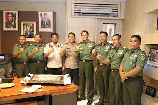 Begini, Potret Sinergitas TNI-POLRI Di Bumi Cisadane Kotamadya Tangerang