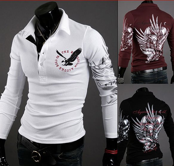 T shirts styles for men 2013 fashion and lifestyles for Custom fashion t shirts