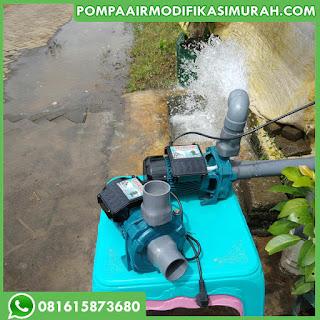 Pompa Air Untuk Kolam Ikan Nila