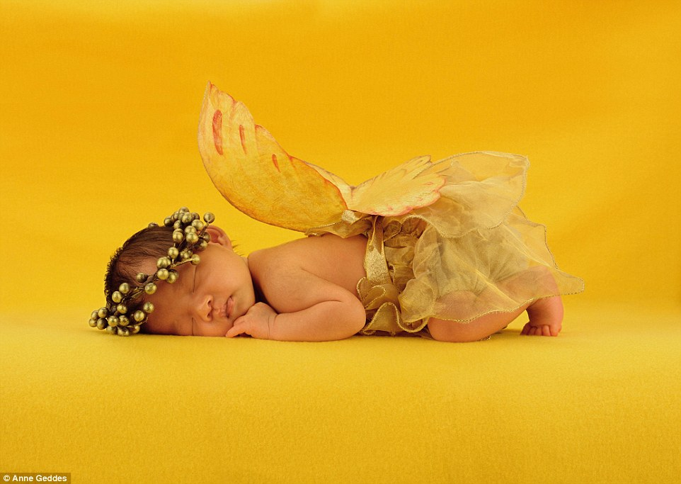 Открытка с ребенком от фотографа