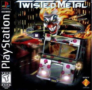 Twisted Metal (1995) PS1 Torrent