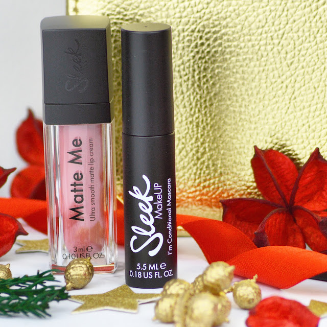 Sleek MakeUP Christmas 2017 Stocking Stuffers & Gift Sets on Boots' 3 for 2 Mix & Match Offer Review, Lovelaughslipstick Blog