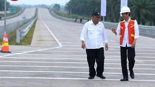 Jokowi Mau Cari Uang di Timur Tengah Buat Bangun Tol