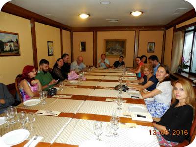 sala de evenimente a Restaurantului Epoca