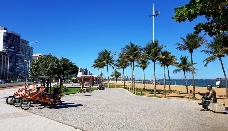Praia de Cambori, Vitória - ES