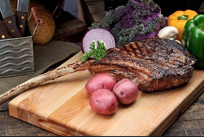 Tomahawk Steak Costco >> Grogs4blogs Tomahawk Steak