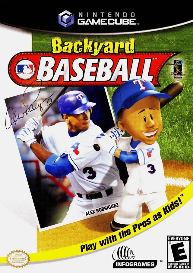 Backyard Baseball Logo