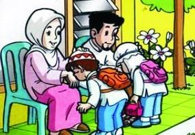 istilahh keluarga atau silsilah keluarga dalam bahasa sunda - belajar bahasa sunda
