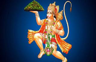 about hanuman in hindi
