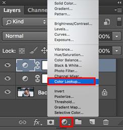 cara membuat efek color matte photoshop