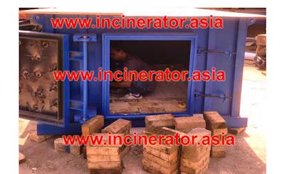 pembuatan insenerator